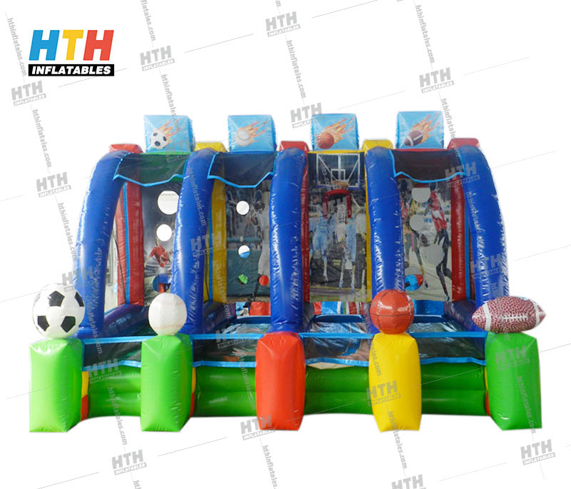 Inflatable Pitching Game for sale