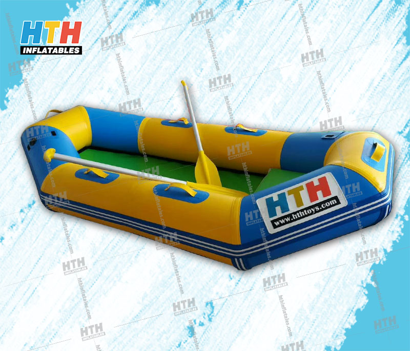 Inflatable Rafting Boat for 2 persons white water rafting