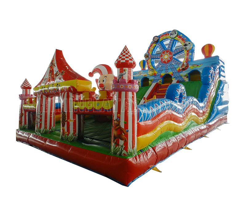 Inflatable Fun City HTH-TP-18102