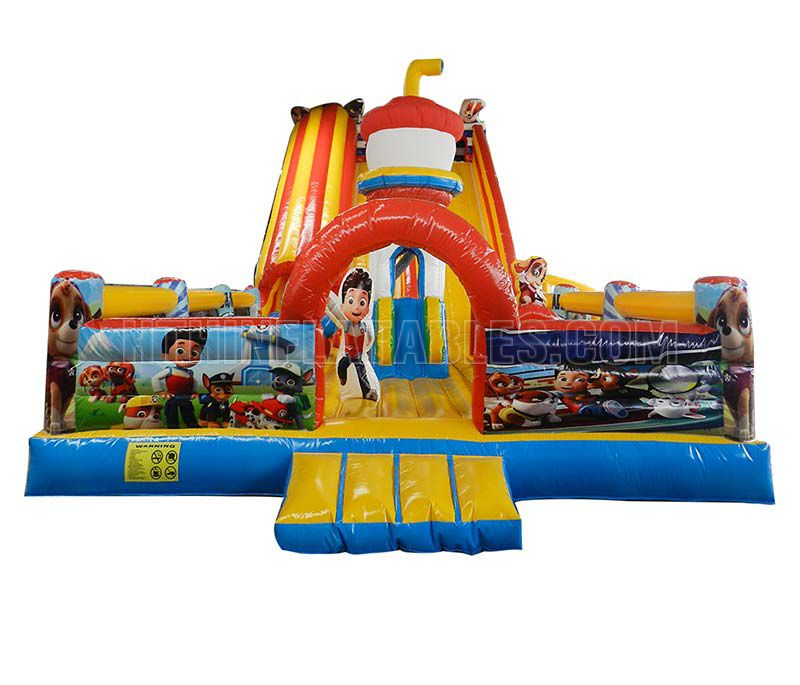 Inflatable Fun City HTH-TP-18104