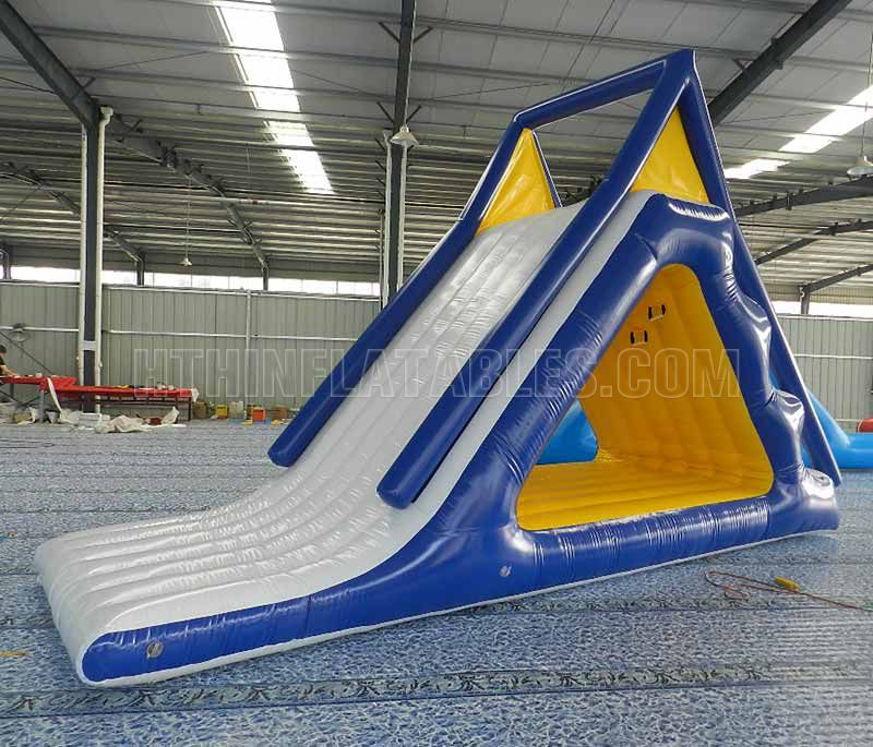 Inflatable Floating Slide