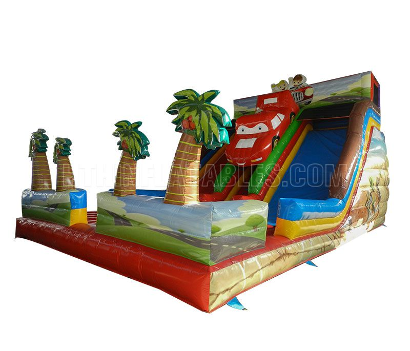 Inflatable Slide HTH-IS-18105