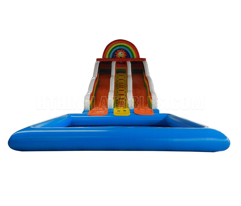 Inflatable Slide HTH-IS-181014