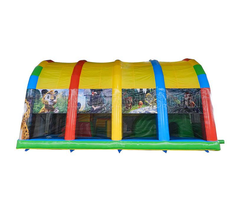 Inflatable Fun City HTH-TP-18103
