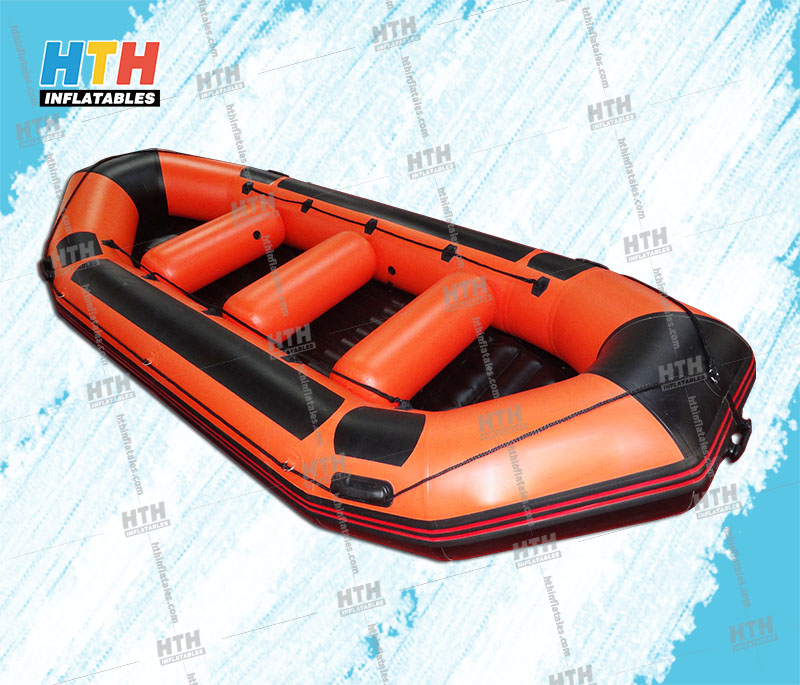 Inflatable Rafting Boat for 10 persons white water rafting